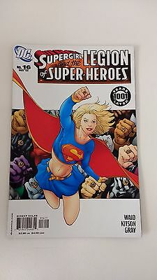 Supergirl and the Legion of Super-Heroes Issue 16