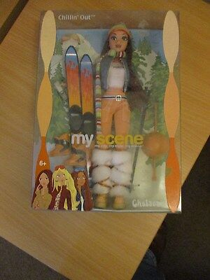 "My Scene Chelsea ""Chillin Out "" skiing new in box"