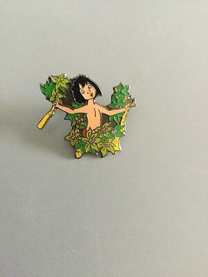 Ancien Pins Disney Mowgli Livre De La Jungle
