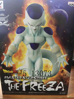 Dragonball Freeza Figure Master Stars Piece MSP Dragon Ball Super BANPRESTO