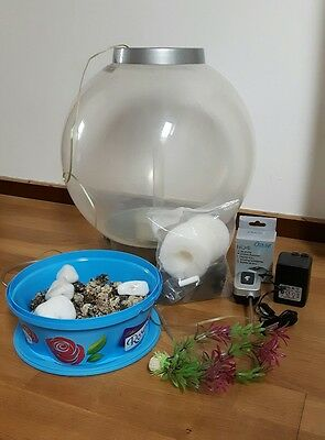 BiOrb Reef One 30 Litre Fish Tank with accessories