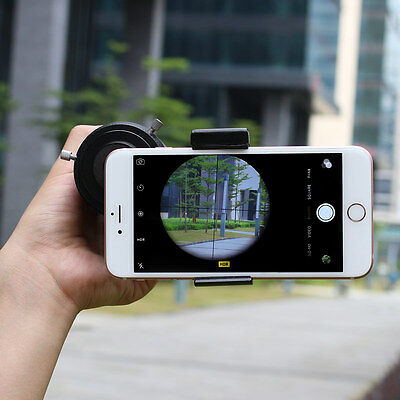 Telescopes Rifle Scope Adapters Smartphone Mount System for Phone Camera Mount
