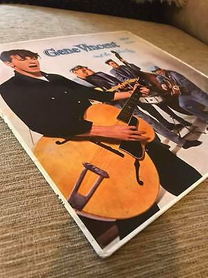 Gene Vincent And The Blue Caps Rare Uk 1St Issue Lp