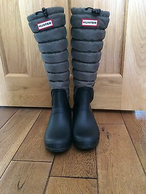 Hunter Welly Boots Size 6