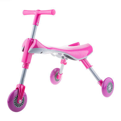 Toddler Tricycle Mini & Foldable