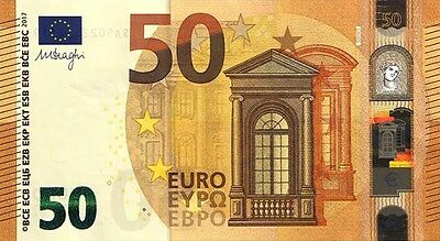New Design - European Union - Spain - 50 Euro - 2017 - Unc