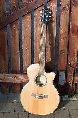 Ibanez AEG8E-NT Electric Acoustic Guitar