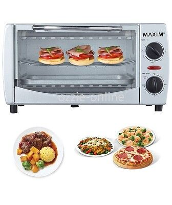 Benchtop Oven Grill Electric Portable Bake Kitchen Bench Toaster Heat Hot Food
