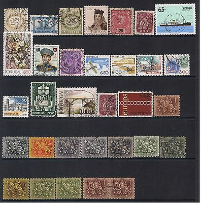 Small Lot of  Stamp From Portugal