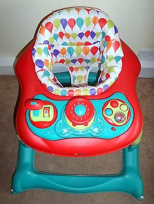 Mamas and Papas Baby Walker with lights and music