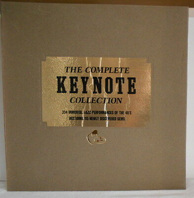 Various - The Complete Keynote Collection - Boxset 1986 JP - Keynote 830 121-1