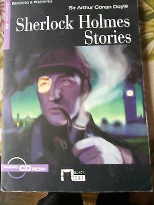 """Sherlock Holmes Stories"", Sir Arthur Conan Doyle, ""Reading & Training"", Black C"