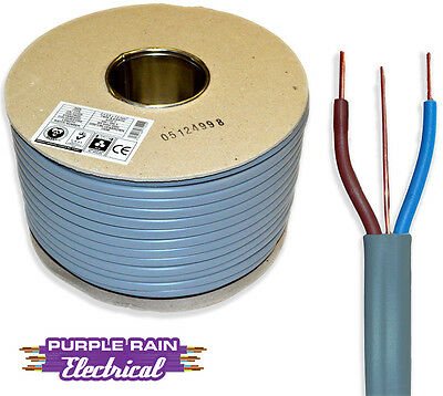 100m 10mm Twin and Earth Electrical Cable 100 metres