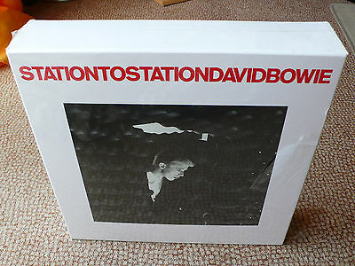David Bowie Station to station deluxe edition: the ultimate fan experience