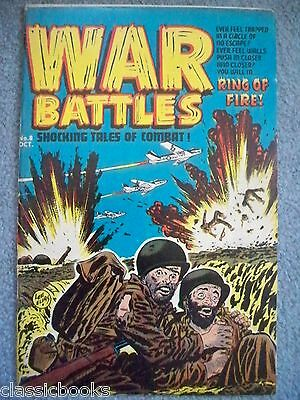 War Battles 8 Harvey 1952