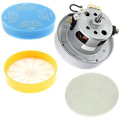 SPARES2GO YDK YV2200 Type Motor and Washable Filter Kit for Dyson DC04 Vacuum