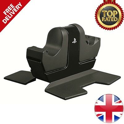Brand New Officially Licensed Playstation 4 PS4 Dual Charging Docking Station UK