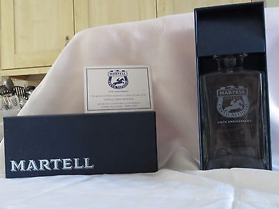 Martell Cognac Grand National 10th Anniversary Decanter Limited Edition 3492/400