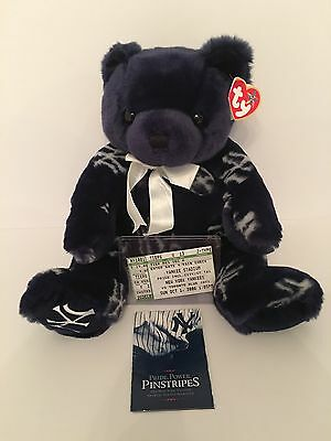 Ty New York Yankees Exclusive Buddy - Yankees Pride - Includes Game Ticket