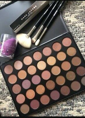 Brand New Morphe 35T- Color Taupe Eyeshadow Palette-