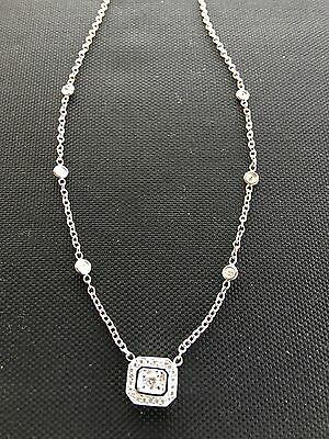 Penny Preville 18kt White Gold Diamond Necklace Style # N5104w