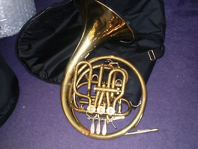 French Horn Double by Joseph Lidl.