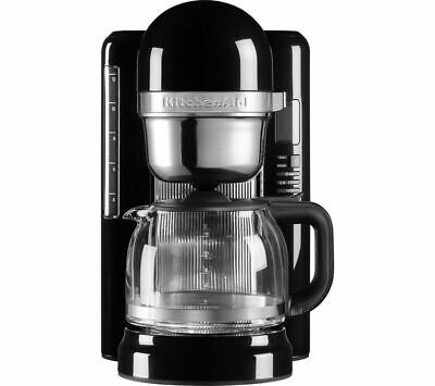 KITCHENAID 5KCM1204BOB Artisan Coffee Maker with One Touch Brewing in Black