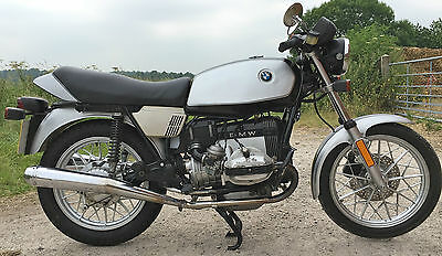 1982 Bmw R65, Excellent Sweet Running Example, Full Mot Practical Classic