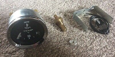 Smiths Oil Temperature Gauge + Sender Unit