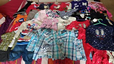 Job Lot Brand New with tags, 35 pieces of quality childrens clothing
