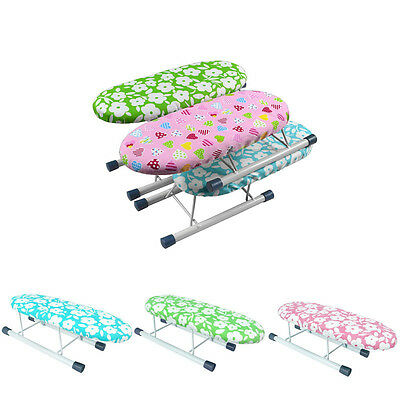 Mini Ironing Board Household Folding Collar Sleeve Cuffs Pleats Iron Board Stand
