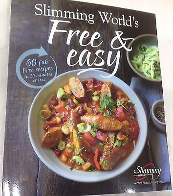 Slimming World Free And Easy Brand New 2017 Recipe Book