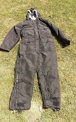 SIOEN gortex ONE  PIECE THERMAL SUIT SIZE170/112/120