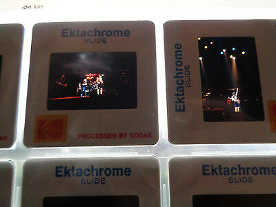 Ac/ Dc  San Francisco 1983 Set Of 37 Colour 35Mm Slides  With Copyright