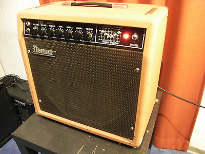 Vintage IBANEZ IBZ100EQ Guitar-Combo-Amp made in Japan  Boogie Clone