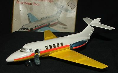 Dinky 723 Hawker Siddeley Executive Jet - Boxed