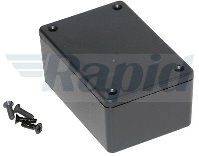 Hammond 1591XXLBK FRABS Enclosure 87 x 57 x 39mm Black