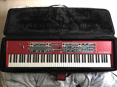Nord Stage 2, 88 Keyboard, Hammer Action, Mint Condition