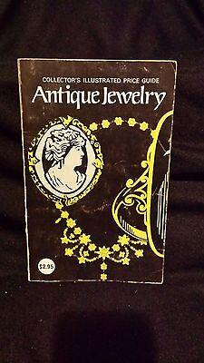 ANTIQUE JEWELRY PRICE GUIDE..*1977*..Bill Schroeder..Illustrated Guide..FREESHIP