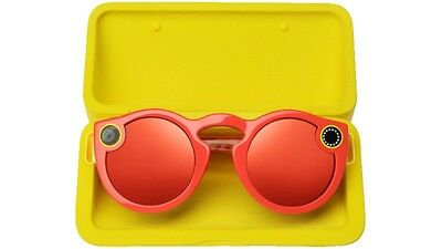 NEW Snapchat Spectacles CORAL