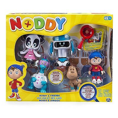 Noddy and Friends 5 Figure Pack Play Set BRAND NEW SEALED FAST FREE UK POSTAGE