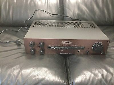 Luxman solid state stereo integrated amplifier Luxman L-2