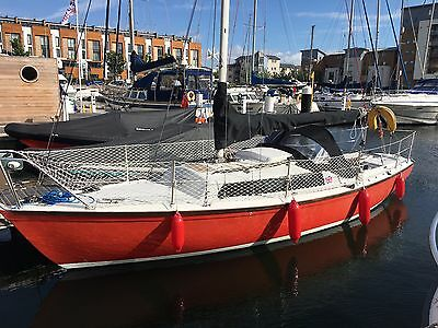 Achilles 24 Sailing / Sail Boat - Many EXTRAS -ready to sail today, Portishead