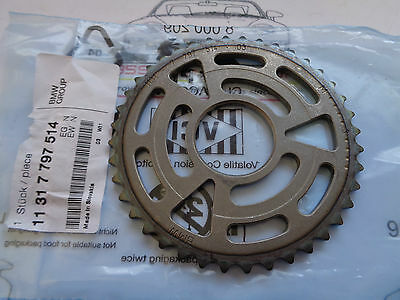 New Genuine Bmw N47 Diesel Engine Timing Chain Camshaft Sprocket - 11317797514