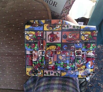 angry birds satchel bag new with out tags