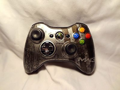 Xbox 360 Wireless Controller Limited Edition Mw3