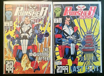 The Punisher Comic Collection - Lot of 6