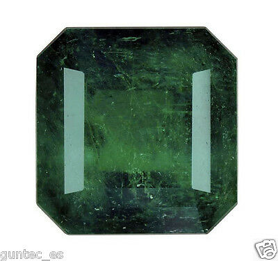 GIA Certified 8.24Ct Natural Colombian (Muzo) Emerald Great Cut