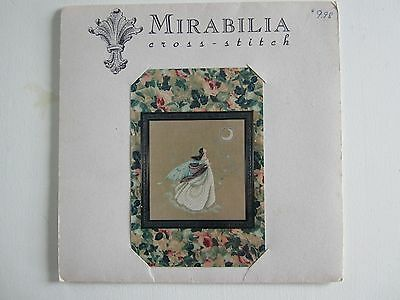 Mirabilia The Fairy Moon 1993 Cross Stitch Chart OOP New/unused