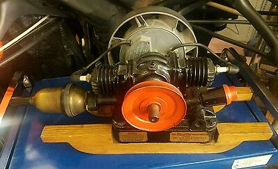 Maytag Model 72-D Hit & Miss Antique Gas Engine Motor Restored Great Condition
